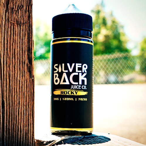 SILVER BLACK ROKY 120 ML