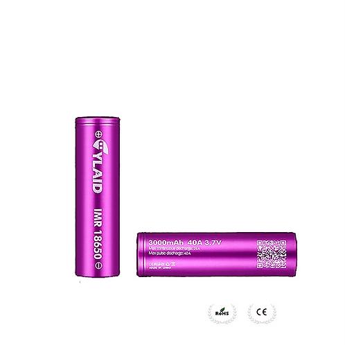 Bateria 18650 CYLAID 3000 mAh