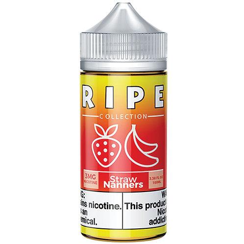 RIPE - STRAW NANNERS 100 ml