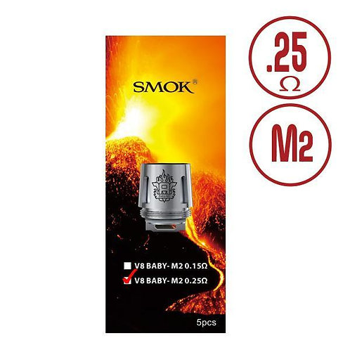 Resistencia STICK V8 0.25-ohms (POR UNIDAD)