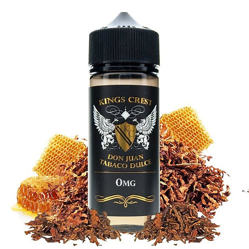 Don Juan Tabaco Dulce 120 ml