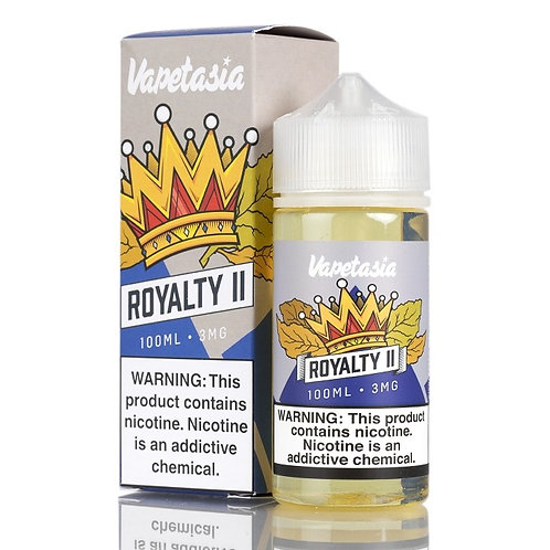 Vapetasia Royalty II 100 ML