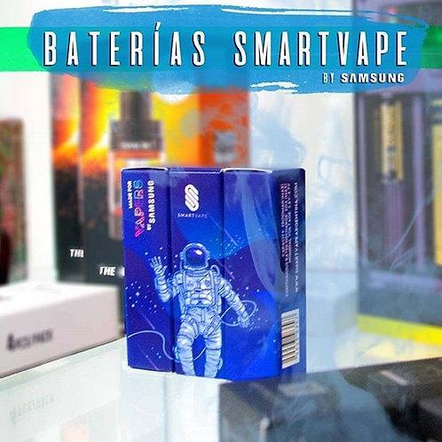 Bateria 18650 SMARTVAPE by samsung 2500 mAh