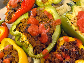 Stuffed Bell-Peppers