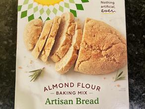 Almond Flour Dinner Rolls