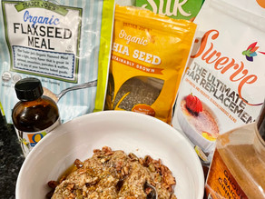 Low-Carb Oatmeal