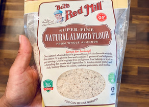 Let's Talk about Almond Flour