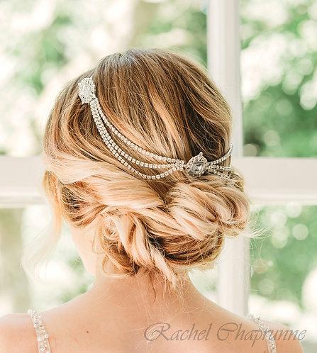 Gatsby Bridal headpiece