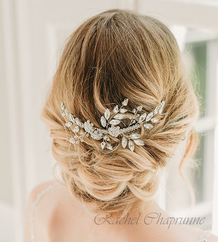 Wedding hair comb - Gabriella