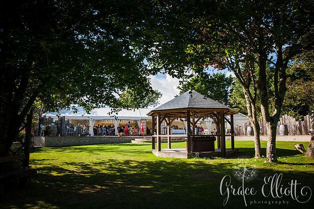 Hilton court gardens Pembrokeshire