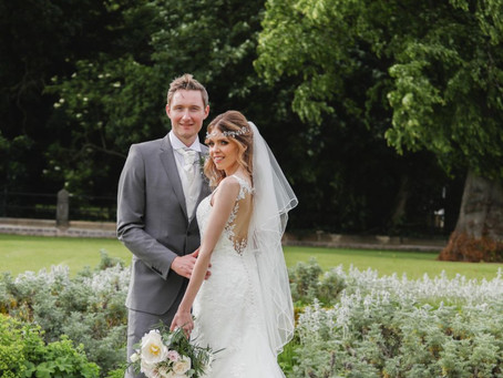 Lynne & David - A magical wedding with rustic elements at the wonderful Double Tree Hilton, Chester