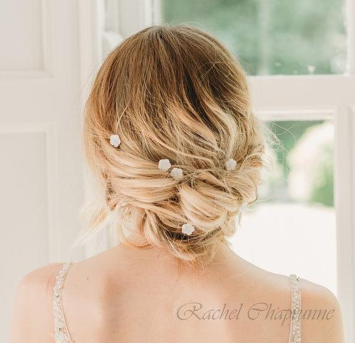 Bridal hair pins - Ayla