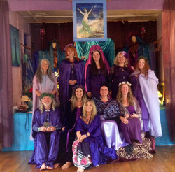 Dedicação à Senhora de Avalon, 2014