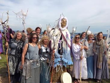 Glastonbury Goddess Conference 2015