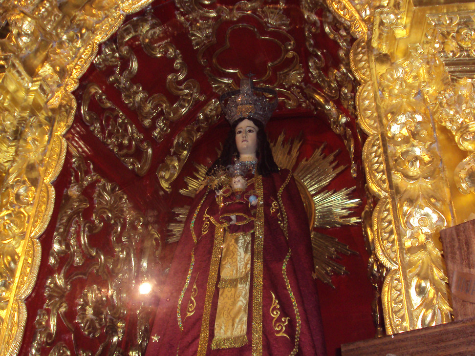 Senhora do Almurtão