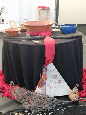 Altar cerimonial