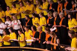 So many choirs...