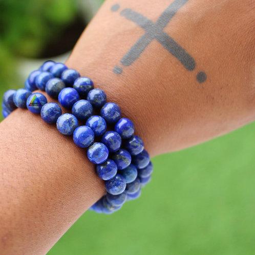 Bracelet Intuition - Lapis Lazuli