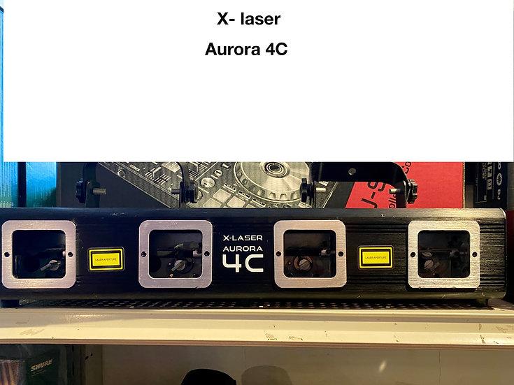 X-Laser Aurora 4C