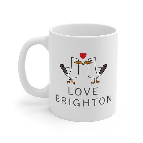 Love Brighton Mug