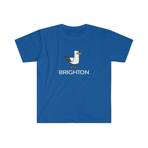 Brighton Men's Fitted Short Sleeve Tee