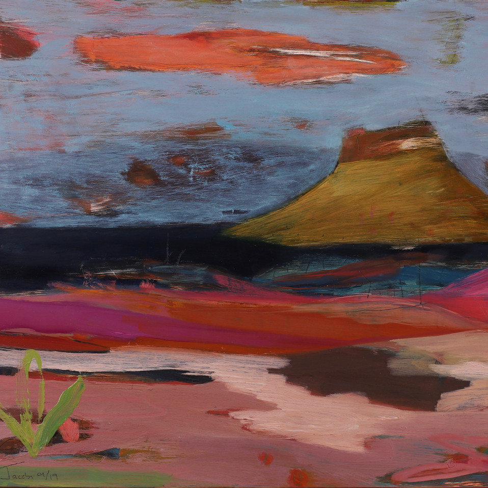 Inland Sea - Sold