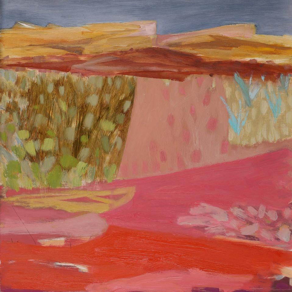 Desert Winter - Sold
