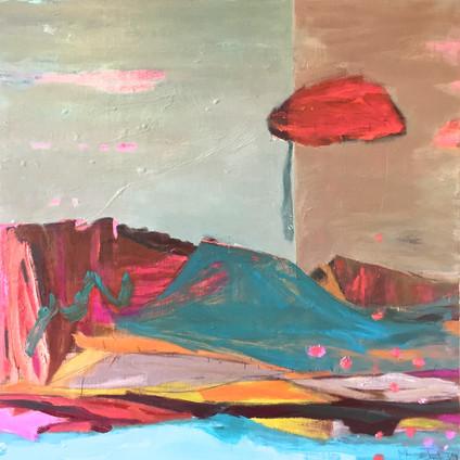 Blue Ridge Mountain - Sold