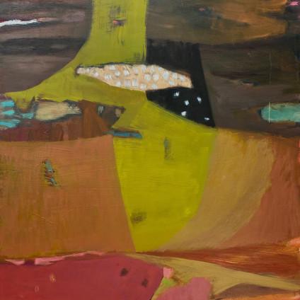 Hiatus Hill50 x 70 cm Meagan Jacobs .jpe