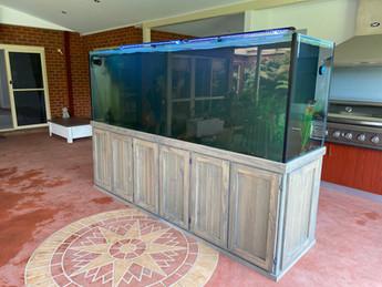 Newly Relocated Aquarium