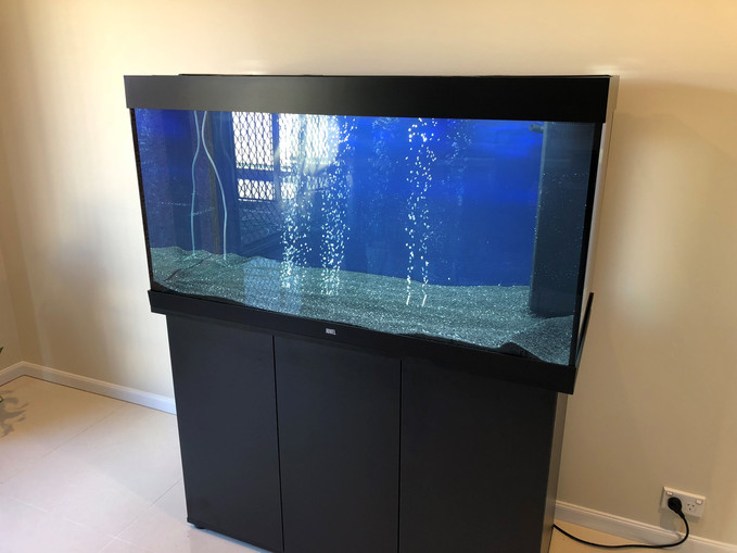 Juwel Rio 350 delivered and filled