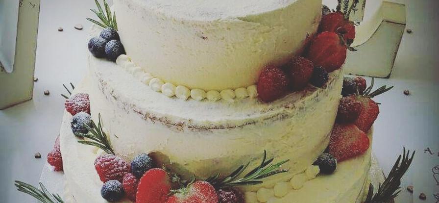 Swet Satisfaction Creative Cake Desgn Wedding Cakes Devon