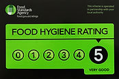 Food Hygiene Rating 5 Sweet Satisfaction Cakes