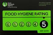 Food Hygiene Rating 5 Sweet Satisfaction Cakes