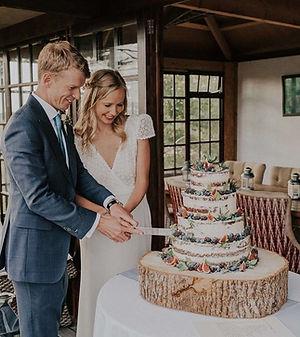 Sweet Satisfaction Cake Design Wedding Cakes