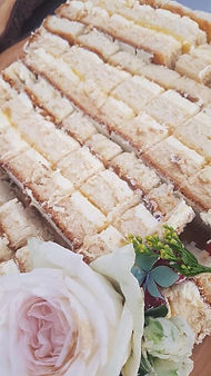 Sweet Satisfaction Wedding Cake Sponge Flavours