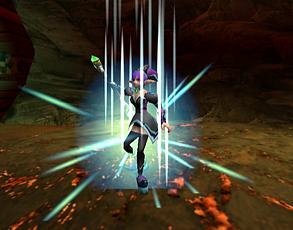 Phantasy Star Online Force