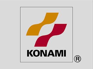 Konami Logo Castlevania Resurrection Dreamcast