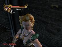 Castlevania Dreamcast Sonia