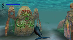 Ecco 2 Atlantis dreamcast