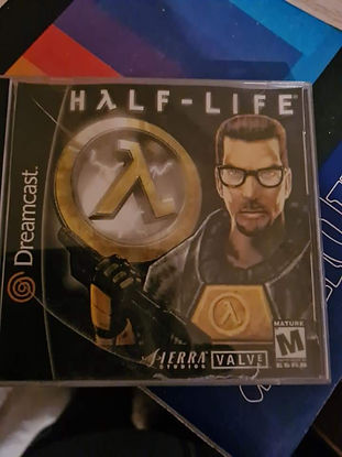Half life original corver pré release.jp