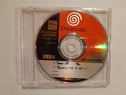Stunt GP Dreamcast prototype