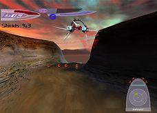 Geist Force old prototype Dreamcast whit monster.jpg