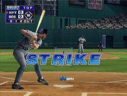 Prototype dreamcast World Serie Baseball