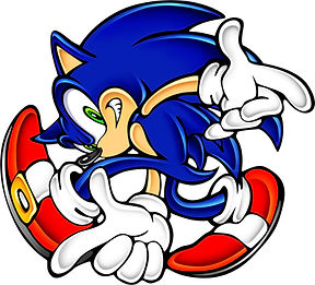 Sonic Adventure roulade