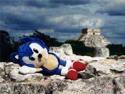 Sonic Team Road Trip for Sonic Adventure Dreamcast