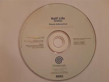 Half Life   White Label dreamcast