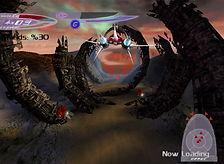 Geist Force Dreamcast old prototype red monster.jpg