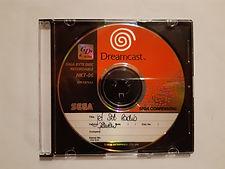 Jet Set Radio Dreamcast prototype