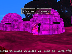 Time Stalker dreamcast beta light debug